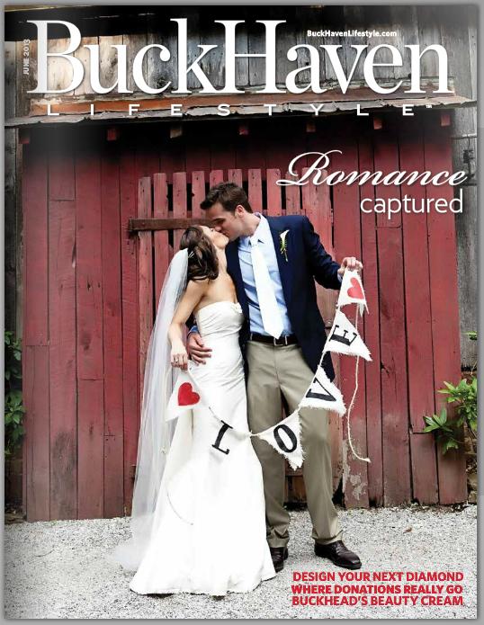 Andria Lavine Photography_Premier Atlanta Wedding Photographer_Published_BuckHaven Lifestyle Magazine-June Issue-Photo