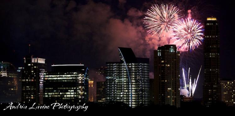 Andria Lavine Photography_Fireworks photo