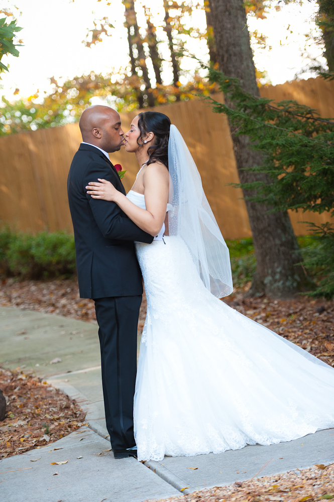 Andria Lavine Photography_Gardens at Kennesaw State_wedding Photo