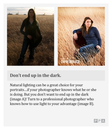 Andria Lavine Photography Blog Post - PPA See The Difference Campaign_Natural_Light A & B